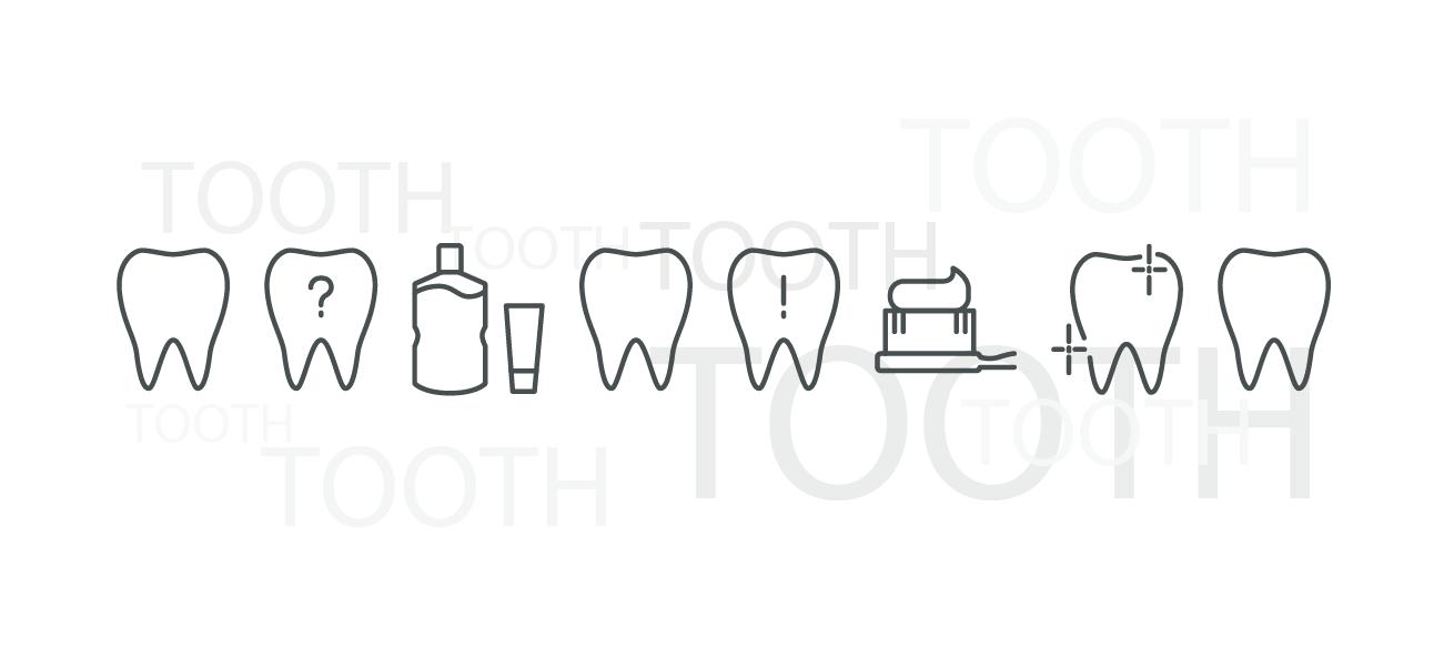 2019年年間ブランドランキング(歯磨き用品)