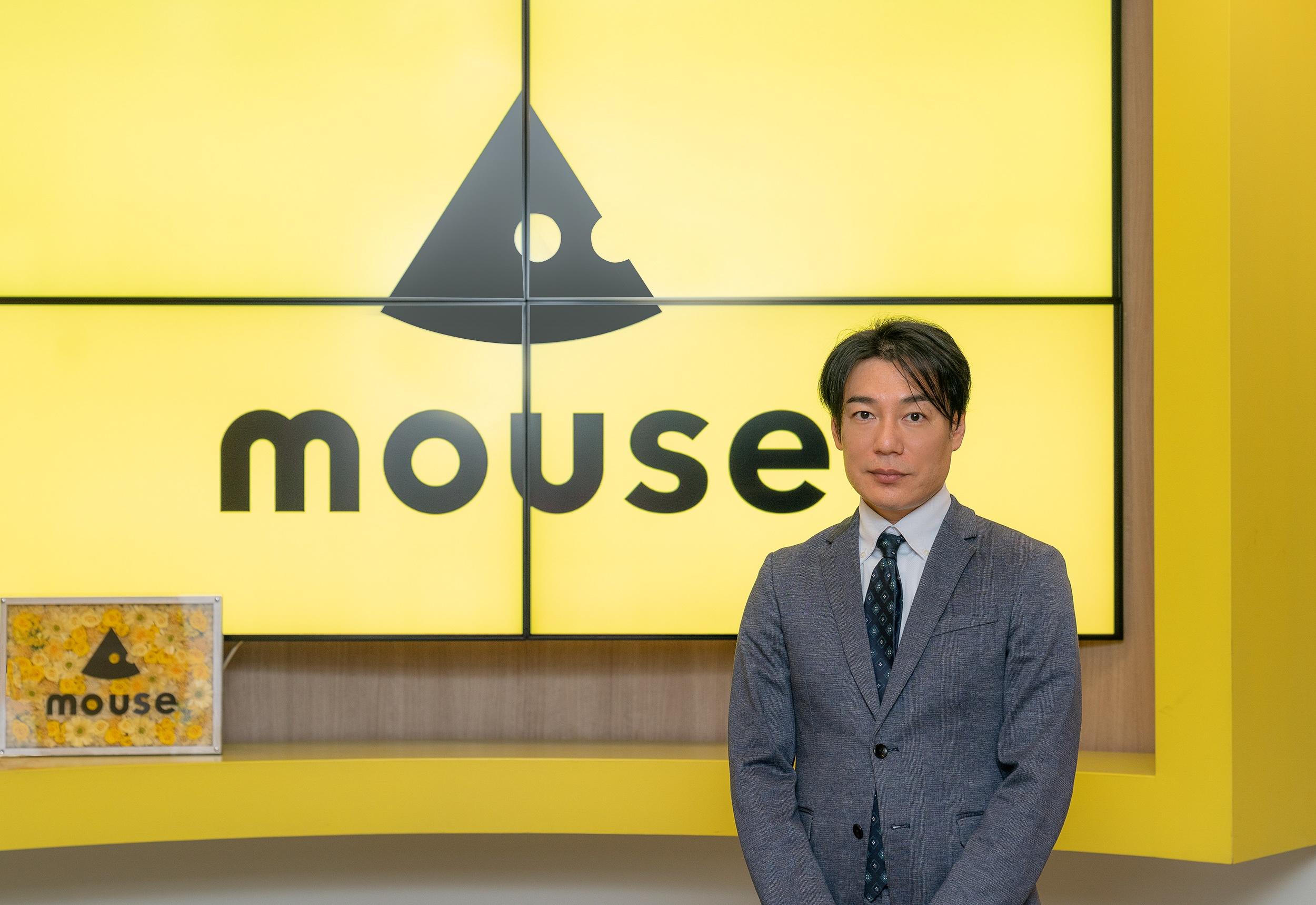 マウスコンピューター 氏家様